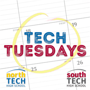 Tech Tuesdays Logo