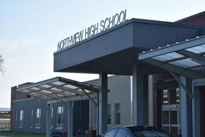 northview high school entrance