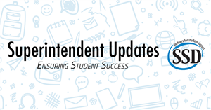 Superintendent Updates: Ensuring Student Success button